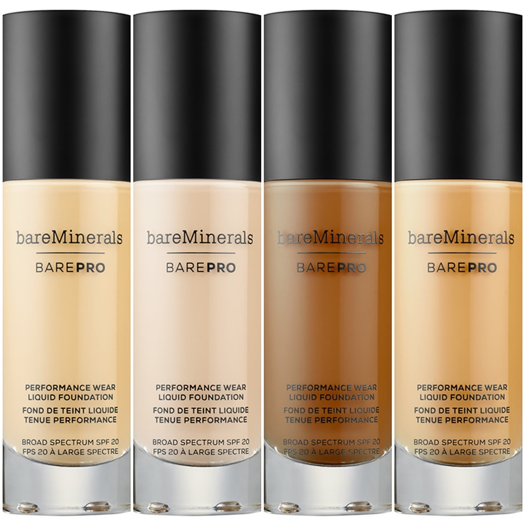 Review of barepro performance wear liquid foundation by bareminerals review of barepro performance wear liquid foundation by bareminerals solutioingenieria Choice Image
